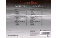 Angela East - Suites for Unaccompanied Cello [CD]