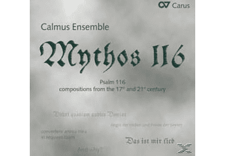 Calmus Ensemble - Mythos 116-Vertonungen Des 116.Psalms - (CD)