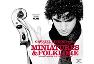 Gavriel Lipkind - Miniatures & Folklore [CD]