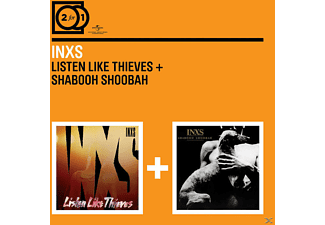 INXS - 2 For 1: Listen Like Thieves/Shabooh Shoobah - (CD)
