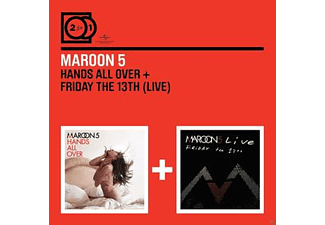 Maroon 5 - 2 For 1: Hands All Over/Live Friday The 13th - (CD)