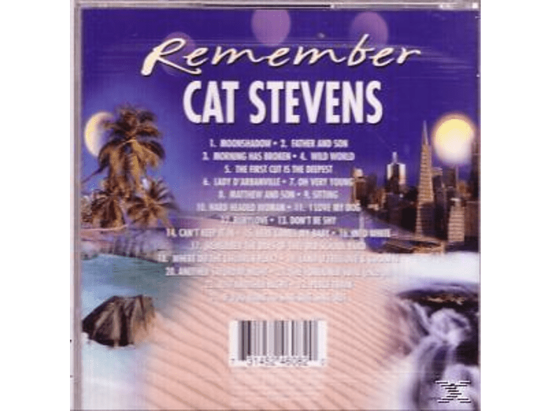 Cat Stevens - REMEMBER - THE ULTIMATE COLLECTION [CD]