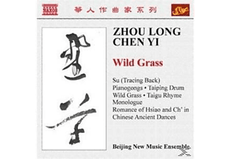 Beijing New Musin Ensemble, Beijing New Music Ensemble - Wild Grass - (CD)