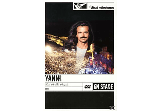 Yanni - YANNI LIVE AT THE ACROPOLIS - (DVD)