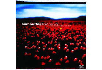Camouflage - Rewind-The Best Of 87-95 - (CD)