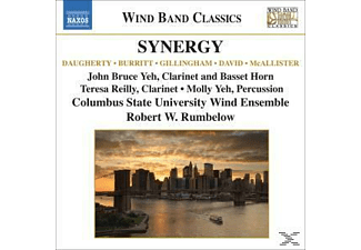 ROBERT W. Rumbelow, Rumbelow/Columbus State University - Synergy-Music For Wind Band - (CD)