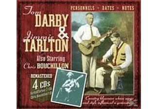 Darby, Tom / Tarlton, Jimmie - Tom Darby & Jimmie Tarlton - (CD)