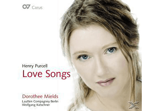 Mields/Katschner/Lautten Compagney Berlin - Love Songs - (CD)