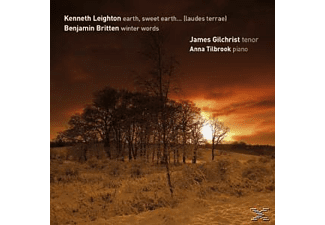 VARIOUS, Gilchrist,James/Tilbrook,Anna - Earth,Sweet Earth/Winter Words - (SACD Hybrid)