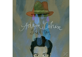 Adam Cohen - Like A Man - (CD)
