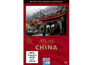 Discovery Atlas - China - (DVD)