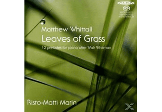 Risto Marin - Leaves of Grass - (SACD Hybrid)