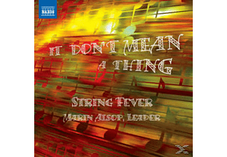 Marin/string Fever Alsop - It don't mean a thing - (CD)