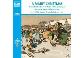 A FAMILY CHRISTMAS - 2 CD - Kinder/Jugend