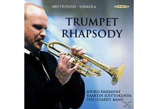The 5 Royales, Jouko Harjanne, Sami Hannula - Trumpet Rhapsody - (CD)