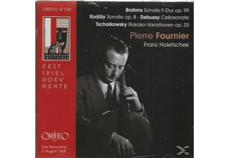 Pierre Fournier, Franz Holetschek - 2.Solistenkonzert - (CD)