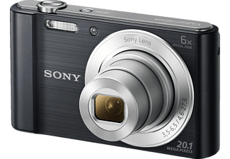 SONY Appareil photo compact Cyber-shot DSC-W810 (DSCW810B)