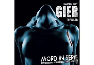 Mord In Serie: Gier - 1 CD - Krimi/Thriller