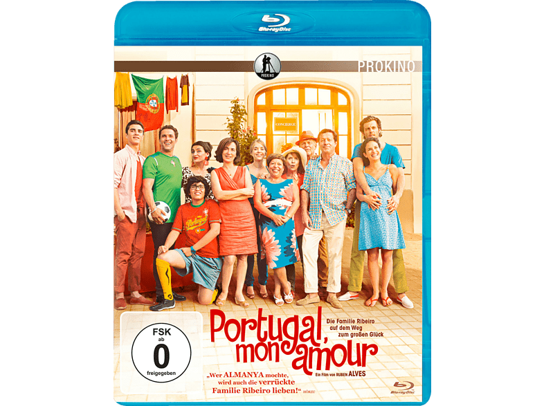 Portugal, mon amour [Blu-ray]