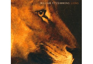 William Fitzsimmons - Lions - (CD)