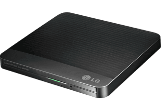 LG ELECTRONICS Portable Slim DVD-Brenner GP50NB40