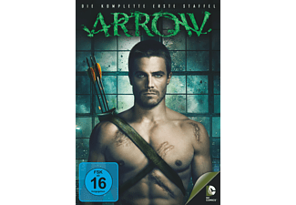 Arrow - Staffel 1 Action DVD