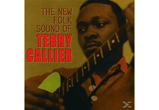 Terry Callier - THE NEW FOLK SOUND OF TERRY CALLIER - (CD)