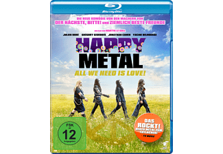Happy Metal - All we need is Love! - (Blu-ray)