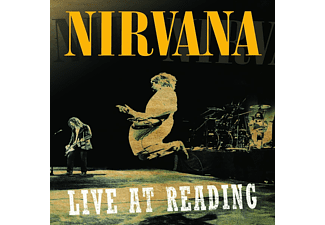 Nirvana - Live At Reading - (Vinyl)