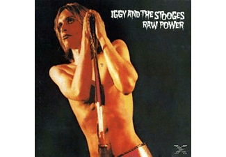 Iggy & The Stooges - Raw Power - (Vinyl)