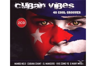VARIOUS - Cuban Vibes - (CD)