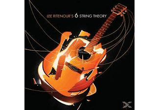 Lee Ritenour - 6 String Theory - (CD)