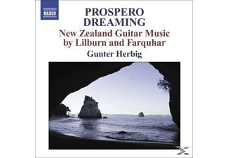 Gunter Herbig - Prospero Dreaming - (CD)