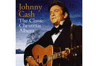 Johnny Cash - The Classic Christmas Album [CD]