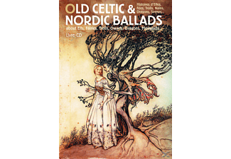 Jean-luc Lenoir - Old Celtic And Nordic Ballads (Cd+Buch) - (CD)