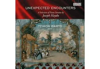 Barto Tzimon - Unexpected Encounters-A Selection Of Piano Sonatas - (CD)