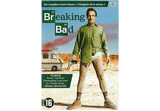 Breaking Bad - Seizoen 1 | DVD