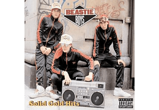 Beastie Boys - Solid Gold Hits (CD)