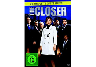 The Closer - Staffel 2 [DVD]