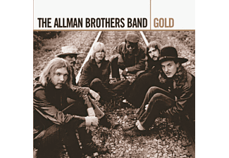 The Allman Brothers Band - Gold CD
