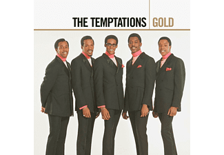 The Temptations - Gold CD