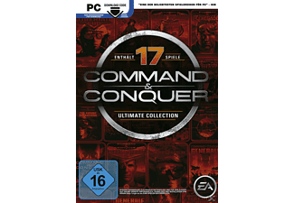 Command & Conquer Ultimate Collection (download Code ohne Datenträger) PC