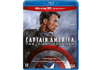Captain America 3D | 3D Blu-ray