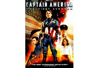 Captain America: The First Avenger | DVD