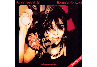 Public Image Ltd. - Flowers Of Romance (2011 Remastered) (CD)