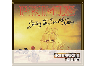 Primus - Sailing Of The Seas Of Cheese (CD)