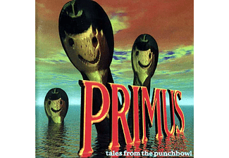 Primus - Tales From The Punchbowl (CD)
