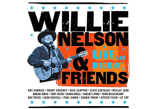 Willie Nelson - Live and Kickin' (CD)