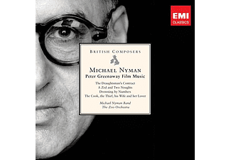 Michael Nyman - Michael Nyman-Peter Greenaway Film Music (CD)