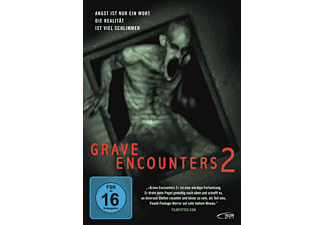 Grave Encounters 2 - (DVD)